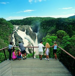The Breath Taking Barron Falls - Near The Kuranda Village