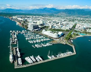 An Overview Of The Cairns Marina Precinct