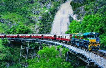 Let Bohemia Resort Cairns Arrange a Scenic Railway Trip To Kuranda